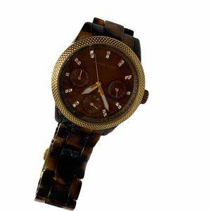 Michael Kors Jet Set MK-5399 tortoiseshell watch
